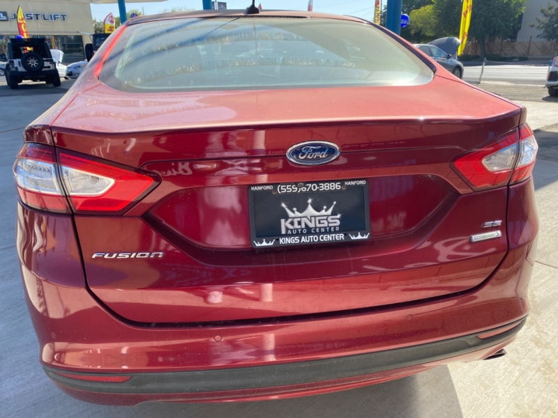 Ford Fusion 2016 price $11,999