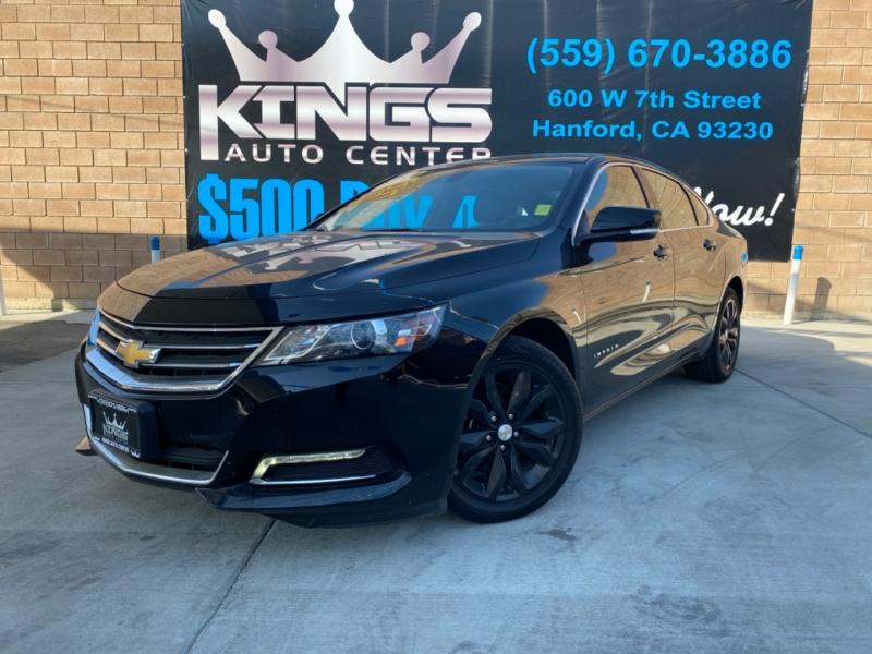 Chevrolet Impala 2018 price $19,999