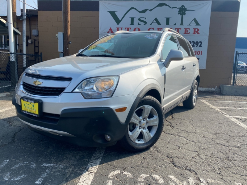 Chevrolet Captiva Sport Fleet 2014 price $10,999