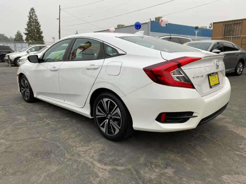 Honda Civic 2017 price $21,999