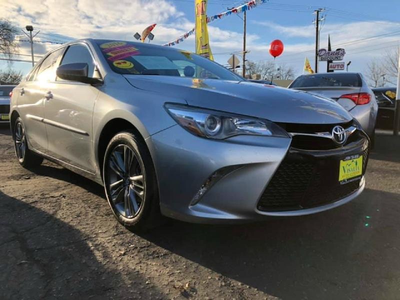 Toyota Camry 2017 price $20,999