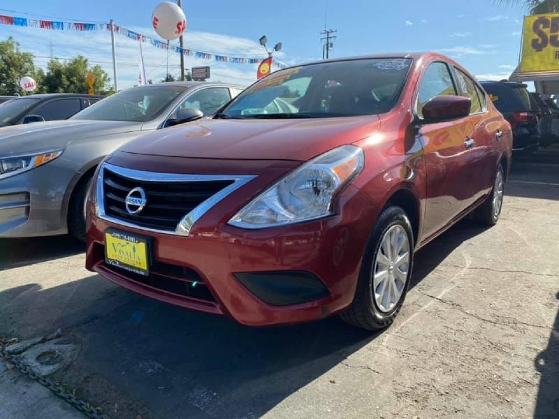 Nissan Versa 2019 price $14,999