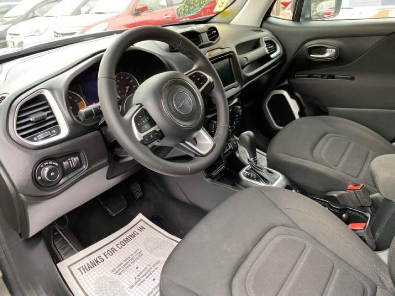 Jeep Renegade 2019 price $19,999