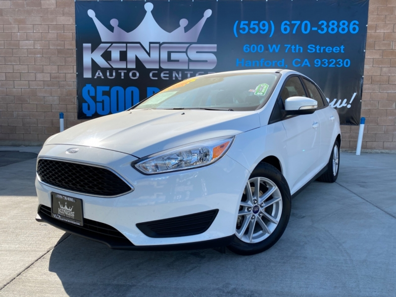 Ford Focus 2017 price $11,999