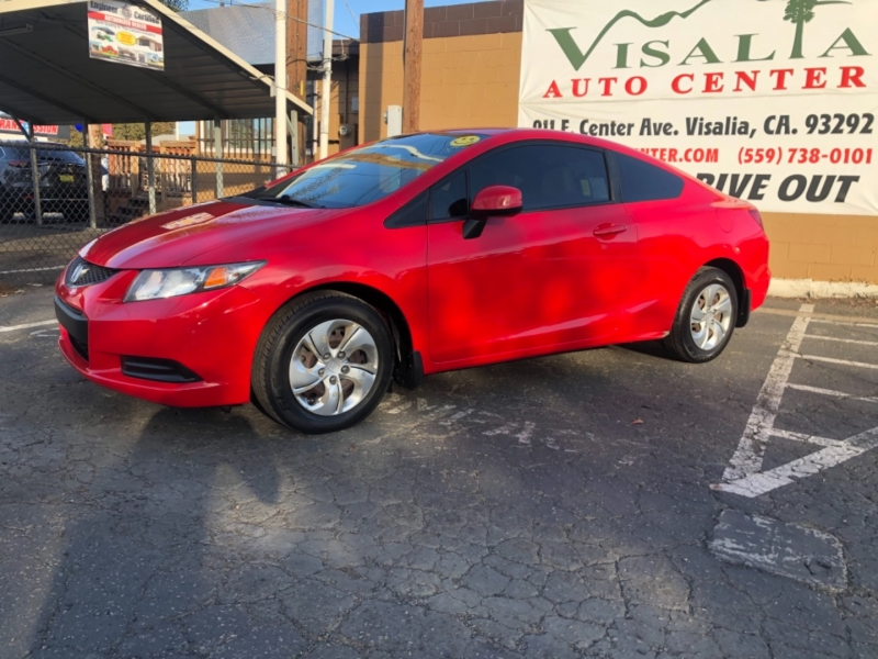 Honda Civic Cpe 2013 price $11,999
