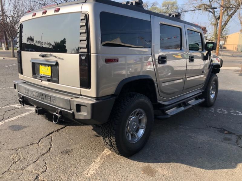 Hummer H2 2004 price $14,999