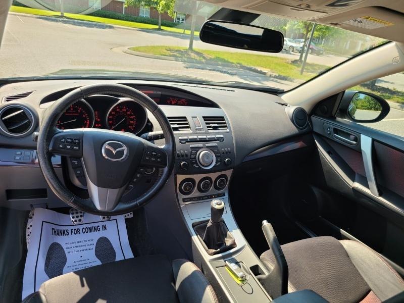Mazda Mazda3 2011 price $11,500