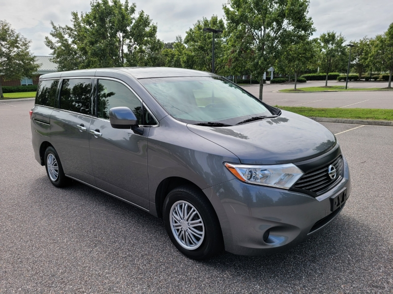 Nissan Quest 2016 price $10,500