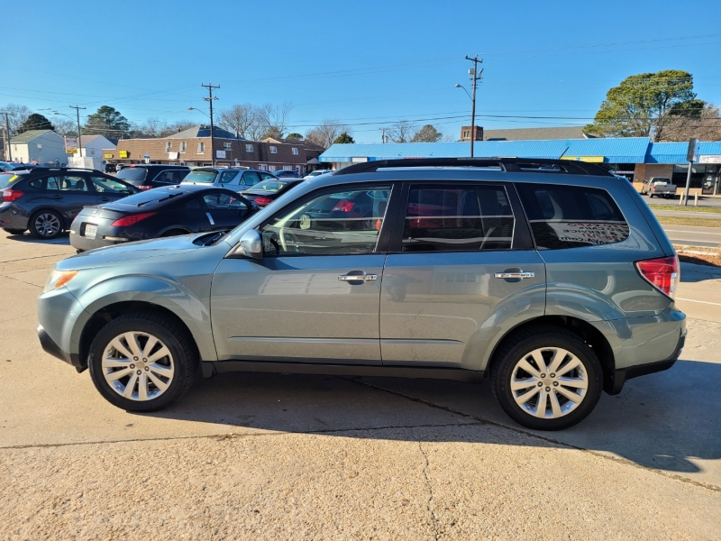 Subaru Forester 2012 price $11,250