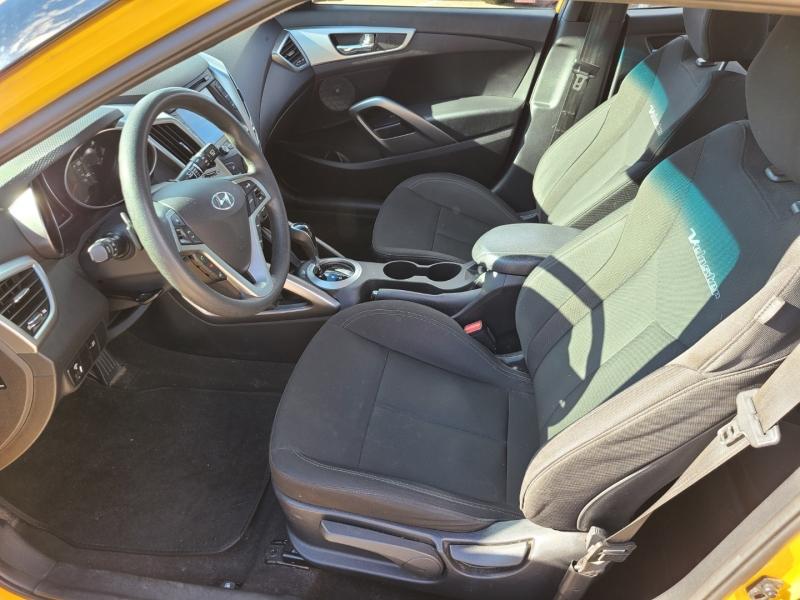 Hyundai Veloster 2016 price $10,500