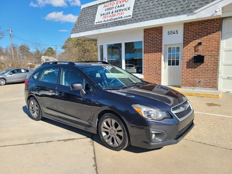 Subaru Impreza Wagon 2013 price $9,000