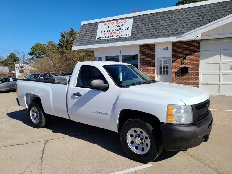 Chevrolet Silverado 1500 2013 price $13,800