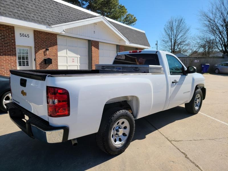 Chevrolet Silverado 1500 2013 price $13,500