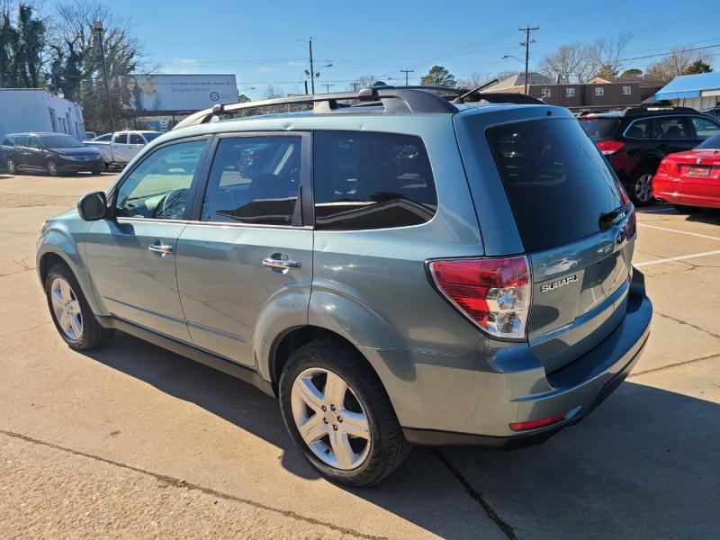 Subaru Forester 2009 price $7,900