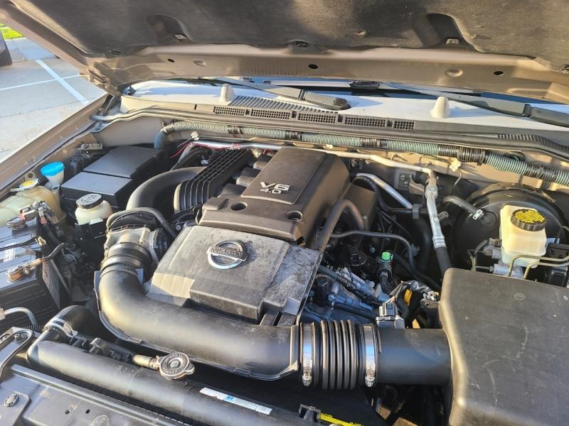 Nissan Frontier 2007 price $15,950