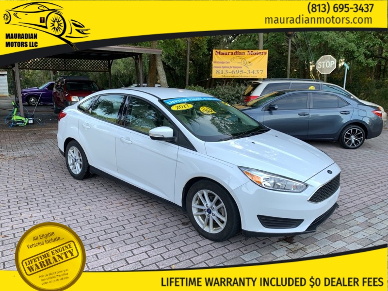 FORD FOCUS 2017 price $12,995