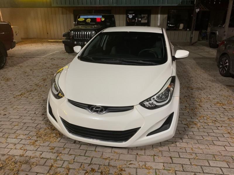 HYUNDAI ELANTRA 2014 price $12,600