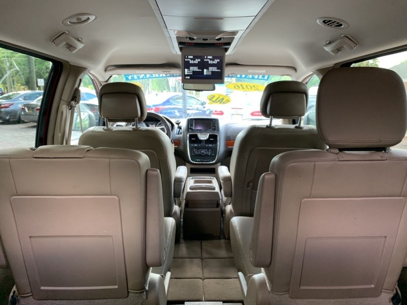 CHRYSLER TOWN & COUNTRY 2016 price $16,350
