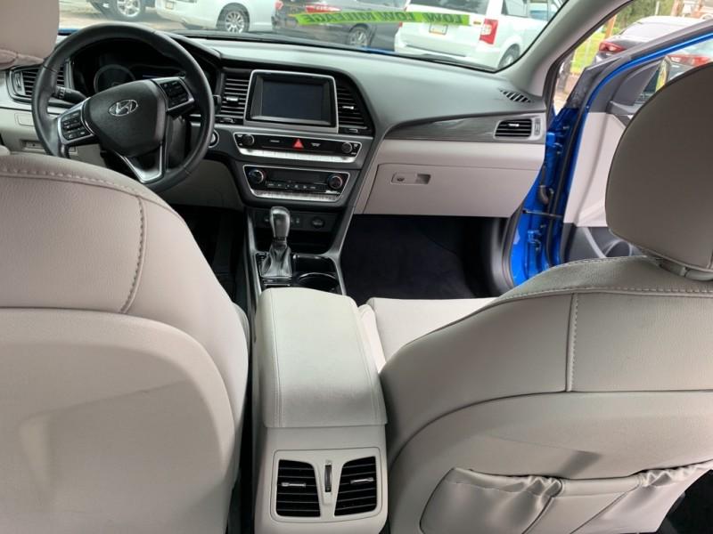 HYUNDAI SONATA 2018 price $26,482
