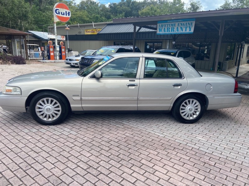 MERCURY GRAND MARQUIS 2010 price Call for Pricing.
