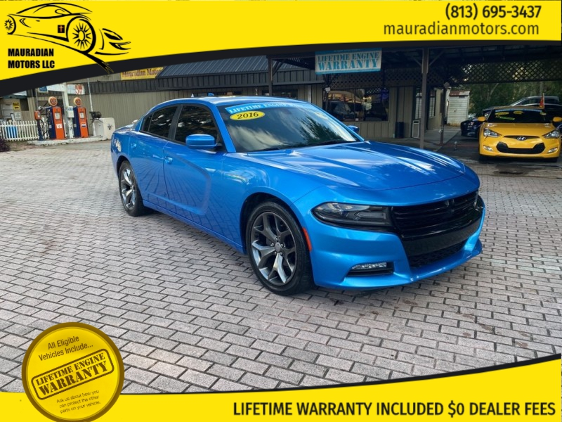 DODGE CHARGER 2016 price $23,932