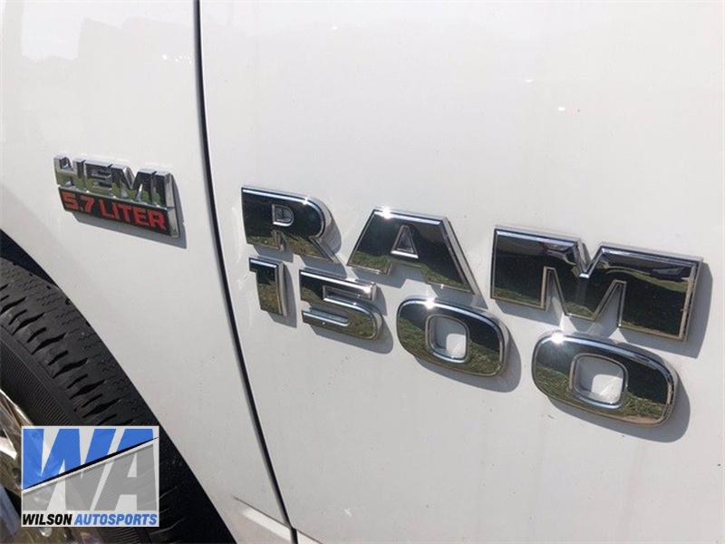 Ram 1500 2017 price $28,985