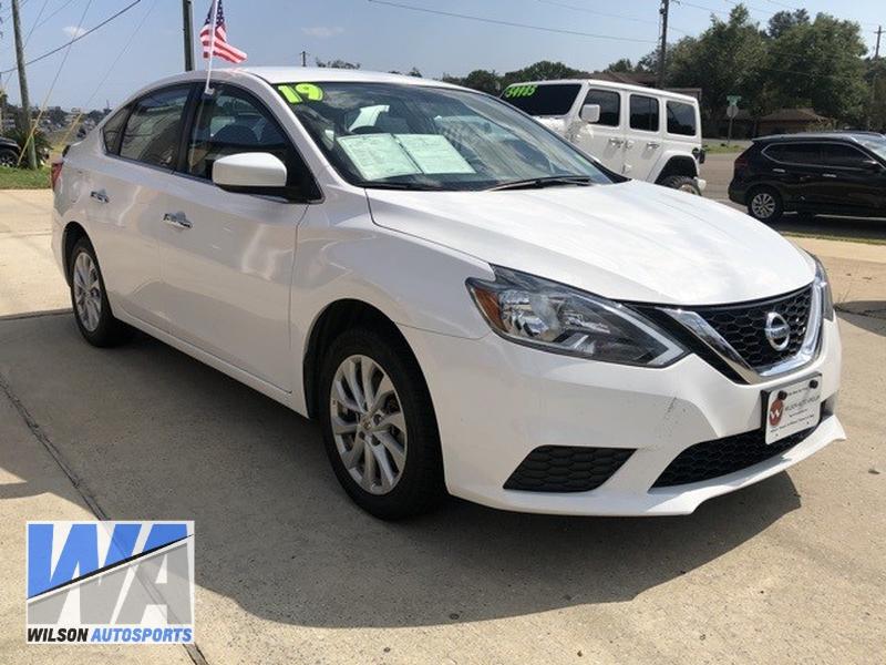 Nissan Sentra 2019 price $12,800