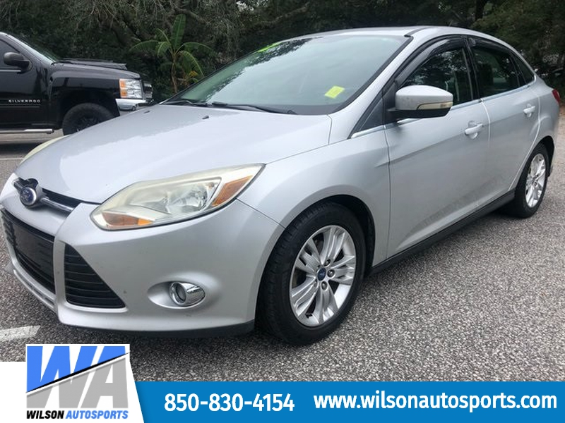 Ford Focus 2012 price $4,485
