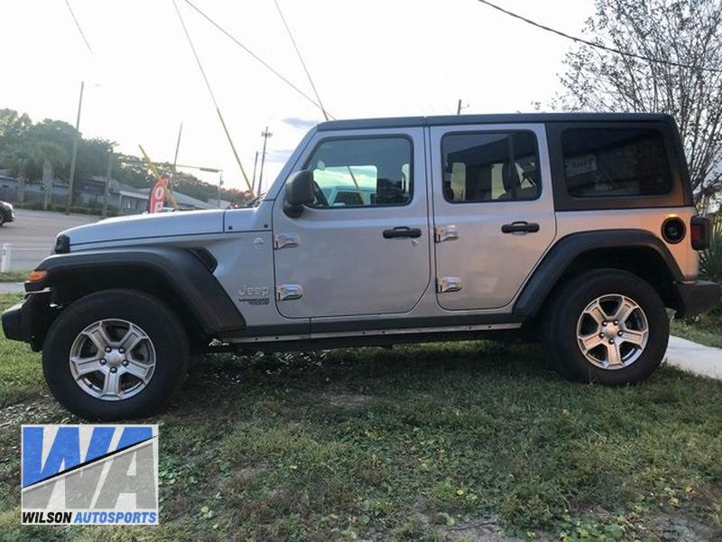 Jeep Wrangler 2020 price $34,998