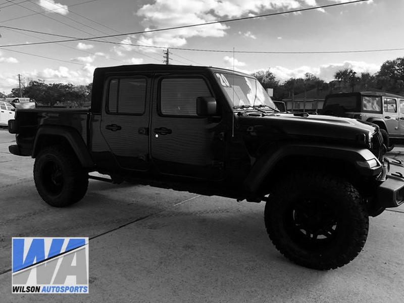 Jeep Gladiator 2020 price $37,875