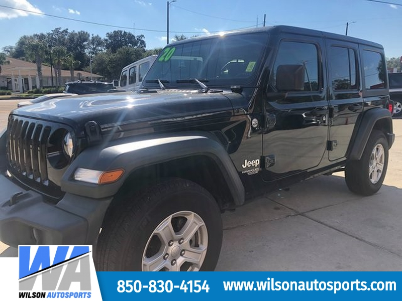 Jeep Wrangler 2020 price $35,988