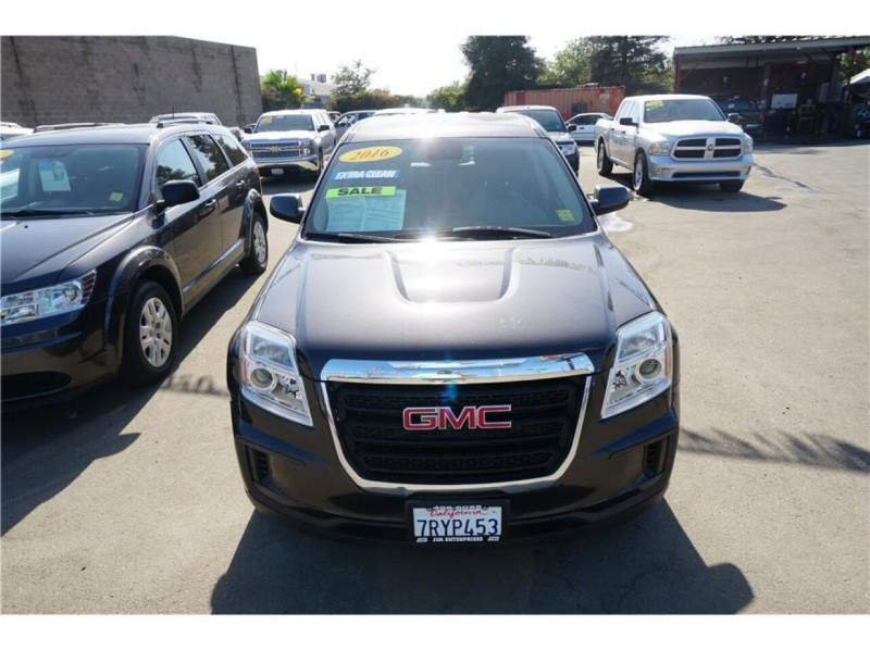GMC Terrain 2016 price $16,899