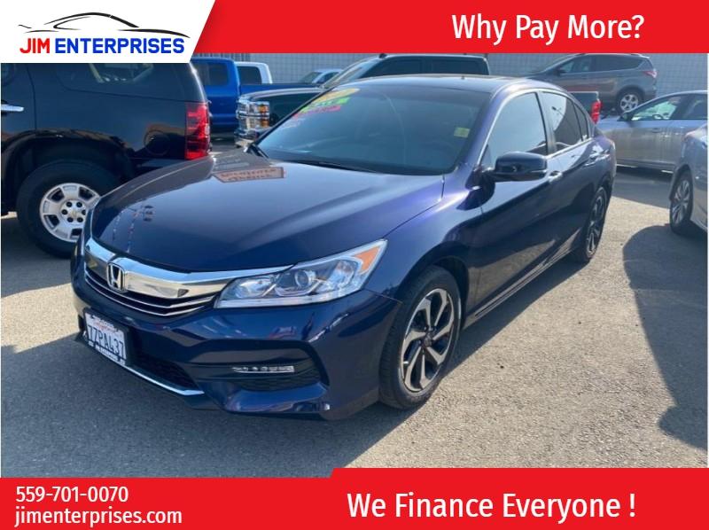 Honda Accord 2017 price $15,999
