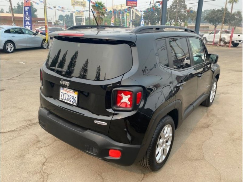 Jeep Renegade 2017 price $14,999