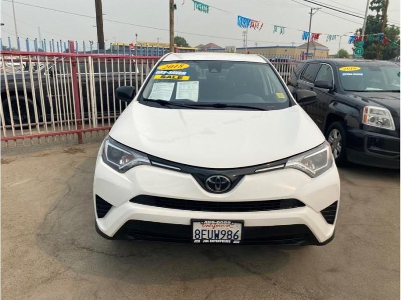 Toyota RAV4 2018 price $17,999