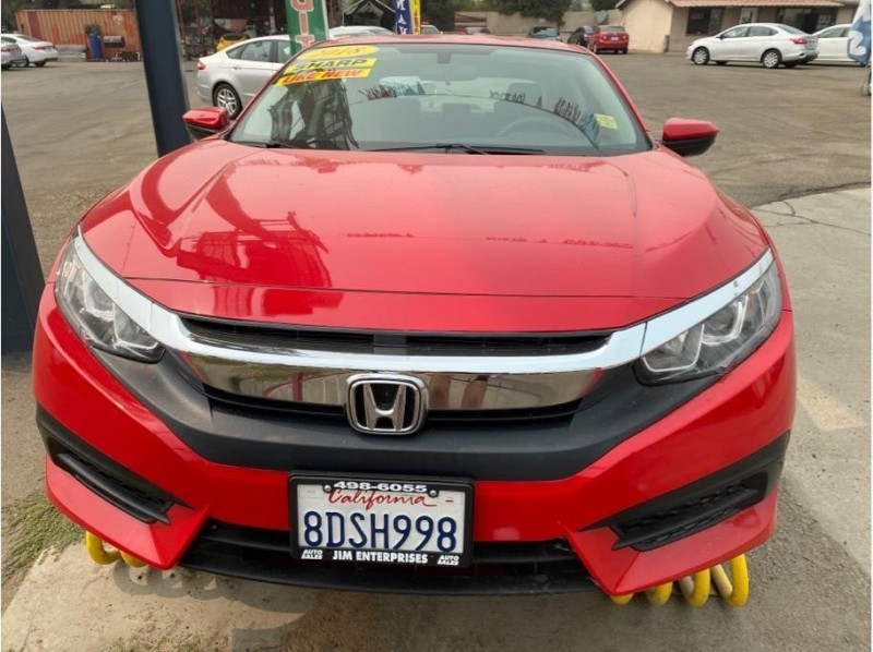 Honda Civic 2018 price $17,499