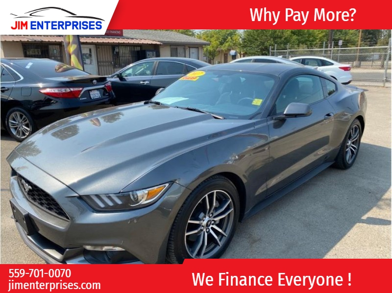 Ford Mustang 2017 price $21,450