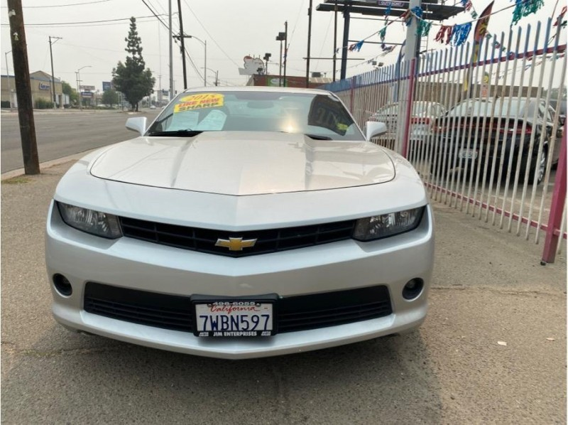 Chevrolet Camaro 2015 price $18,999