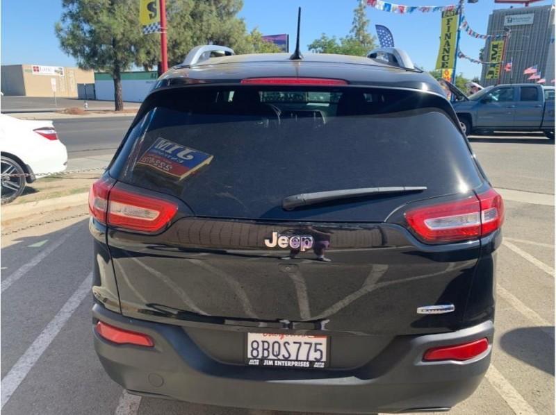Jeep Cherokee 2018 price $15,999