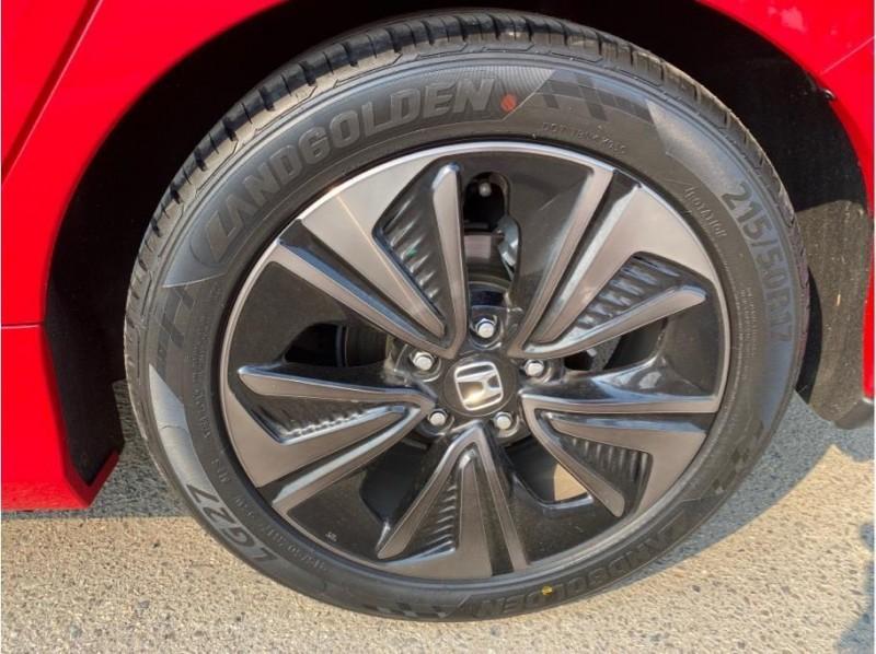 Honda Civic 2017 price $20,999