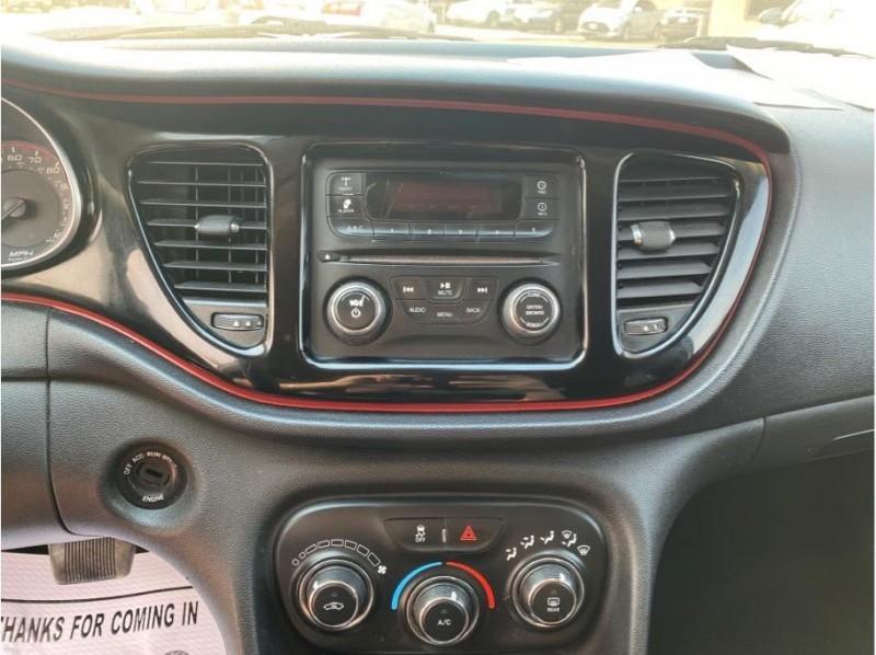 Dodge Dart 2015 price $8,999