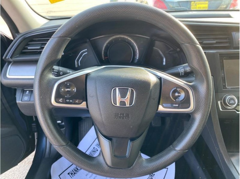 Honda Civic 2016 price $12,650