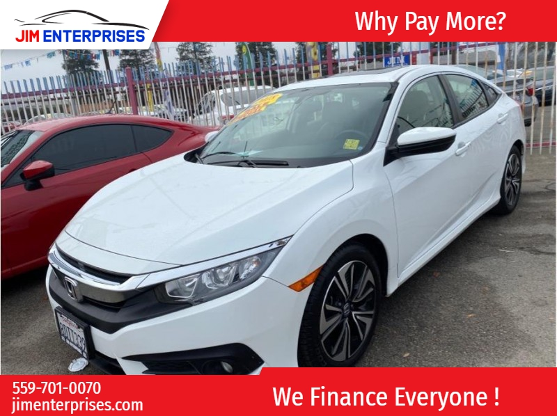 Honda Civic 2018 price $15,599