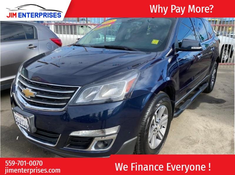 Chevrolet Traverse 2015 price $16,999