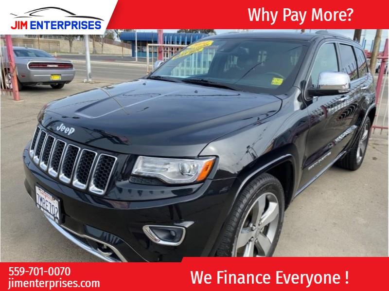 Jeep Grand Cherokee 2014 price $16,999