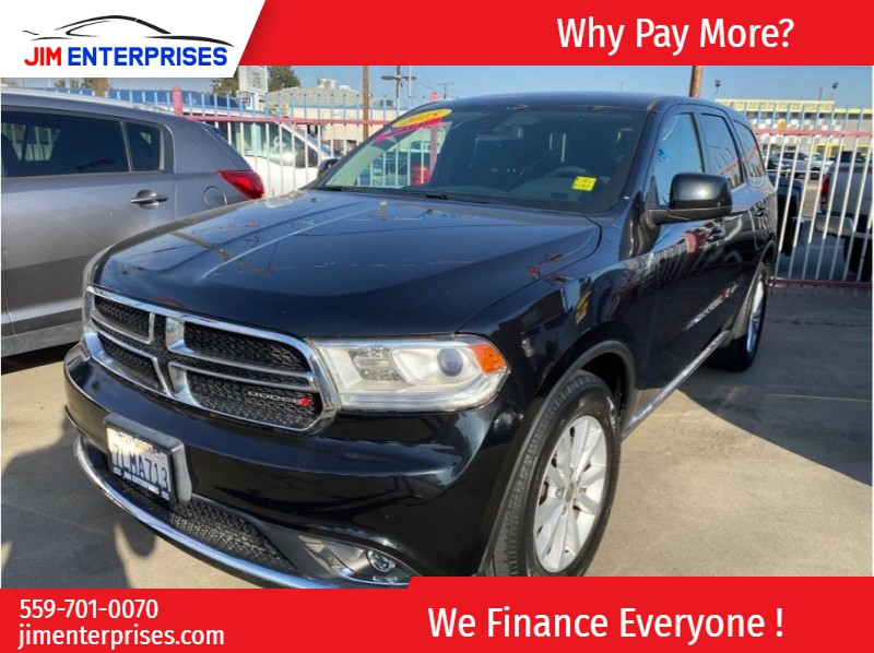Dodge Durango 2015 price $16,999