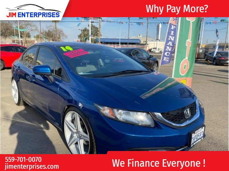 Honda Civic 2014 price $10,999