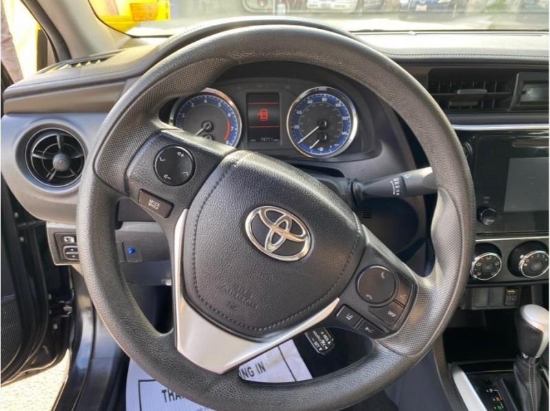 Toyota Corolla 2017 price $13,999