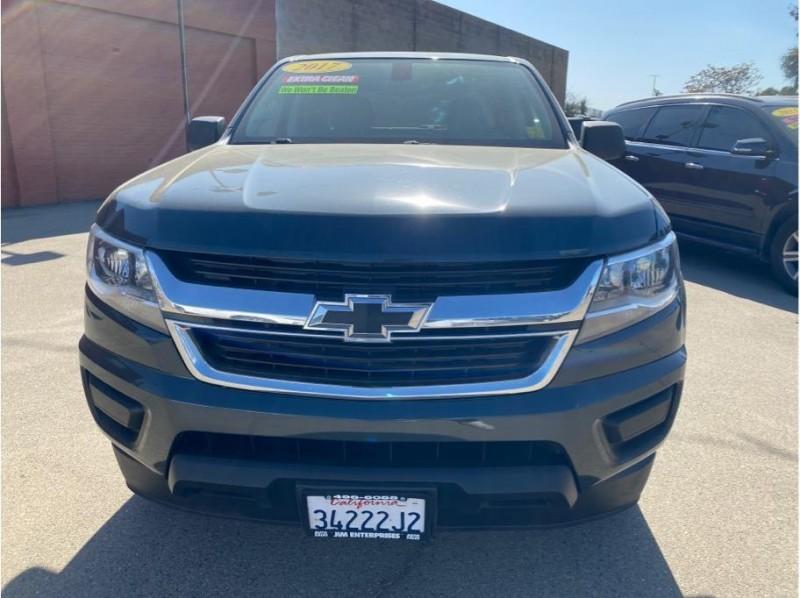 Chevrolet Colorado 2017 price call