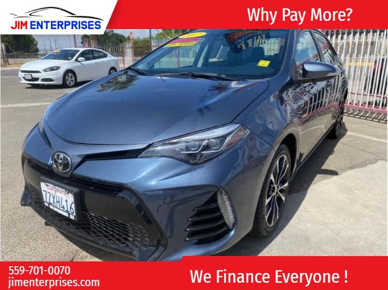 Toyota Corolla 2017 price $16,999